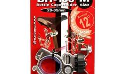 Minoura QR Bottle Cage Holder BH-100M S$22 (For direct