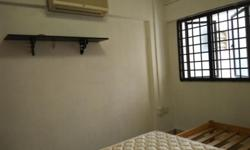 1 common Room for RENT with aircon and Wifi. **Great