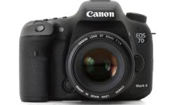 This is the Canon's latest DSLR camera. Designed with a