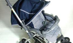 ~~~ MinT CoNDiTioN CaPeLLa StroLLer/Pram 2 FoLD