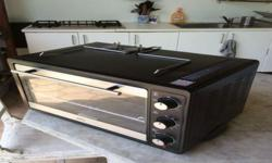 MISTRAL MO-300C top condition oven. Perfect for baking