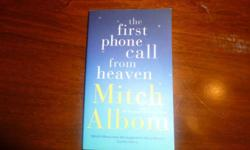 Title: The First Phone Call From Heaven
