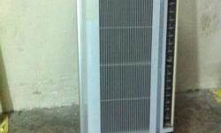Mitsubishi casement aircon,very good working
