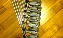 Selling my Mizuno MX-100 Irons These are top rated high