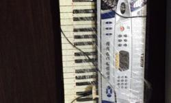 Mk-2065 (54-key) portable keyboard Contact 81809137 for