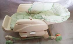 ~~~MoBiLe ComBi BaBy CraDLe/ Bassinet / Carrier (not