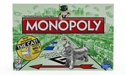 Monopoly Board Game Age range: 8yo and above Our price: