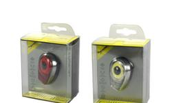 Moon Sport Ring Front & Rear Light Combo