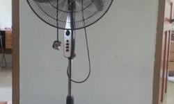 "New 18"" Morries standing fan for sale"