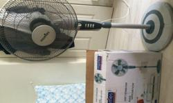 Hi morries table fan available for sale. features are