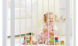 Selling our baby gate as relocating to Switzerland