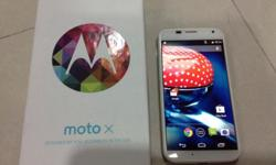Moto X 16GB, 4G LTE Phone is in perfect working