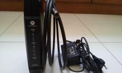 Used Motorola SBV5121i Voice-Enabled Cable Modem for