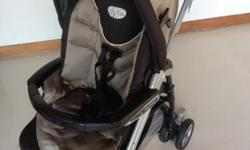 Peg Perego Pilko P3 Pram - $250 negotiable (new $600)