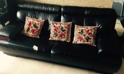 Sofa set which was bought for 1500 a year ago selling