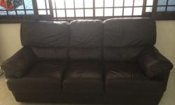 used 1. 3 seater sofa - 100 2. LG front load fully