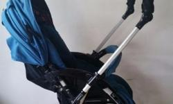Used capella baby stroller in very good condition want