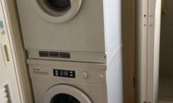 ELBA Washer 7KG Front Load Washer +ELBA Dryer Set.