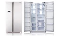 SAMSUNG SIDE-BY-SIDE FRIDGE in Perfect working