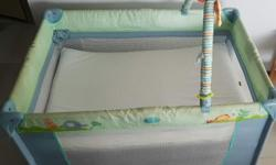 *** MOVING HOME SALE *** Bright Starts playpen + Comfi