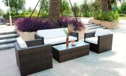 outdoor Balcony/ Patio Garden furniture singapore for