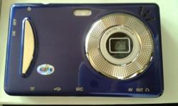 MP4 DIGITAL CAMERA/MEDIA PLAYER/FM RADIO (T71): - 2.8""