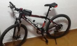 Selling my mtb at $400 two week old bike , pls SMS