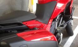 Multistrada S Touring for sale - View to appreciate low