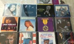 14 CDs (English) for sale. All Original Artists and