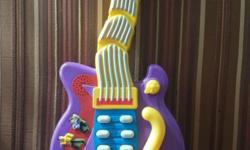 Wiggles Wiggle and Giggle Musical Guitar . Guitar