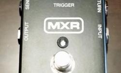 New condition MXR noise clamp pedal With box and