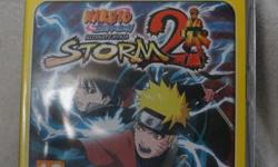 NARUTO ULTIMATE NINJA STORM 2 for PS3. Still in good