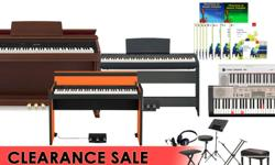 National Day Sale at Absolute Piano - Digital Piano -