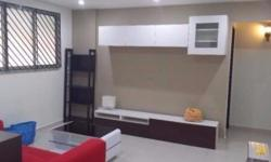 Features of the room rental -Fully furnished -Wifi is