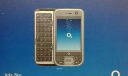 O2 Xda Zinc Slider Phone Windows Mobile 5.0 with Direct
