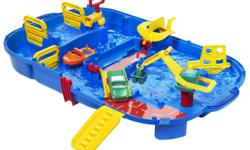 Nearly new: - A portable Canal system for exciting and