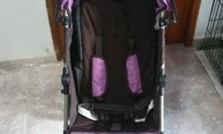 I am selling a Bon Bebe Boxter Baby Stroller. Location