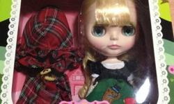 "Neo Blythe Little Red Riding Hood ""Scotty Mum"" Item is"