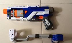 This is the new nerf elite specture for sale.Did not