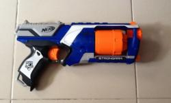 This the nerf elite strong am for sale.Still n good