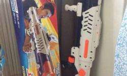 Nerf hydrocannon Air pump nerf water gun Delivers a