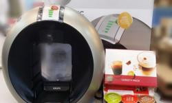 Selling Nescafe Dolce Gusto Krups Coffee Maker -Brand