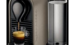 Nespresso U Matt grey. Hardly used as have 3 other