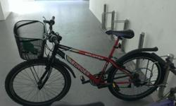 Mountain bike forsale only $95 and still negotiable.see