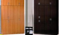 New 10 Door wooden wardrobe @ offer sales $350.00/set