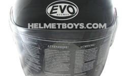 Aerodynamic Brand New EVO RS747 Motorcycle Helmet Free