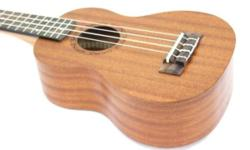 "21"" Good Quality Ukulele at only $69 with free pick and"