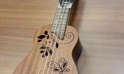 "21"" Soprano Ukulele At $79 W Free pick and bag. Brand:"