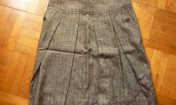 High end luxury clothes on sale Burberry designer skirt