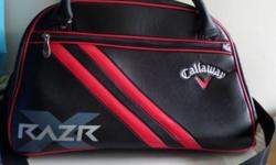 New Callaway RAZR golf/sports bag large storage space